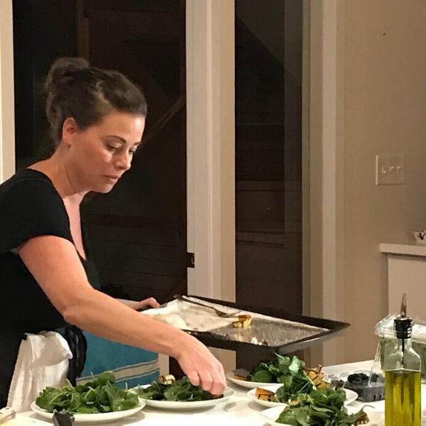 Writing Retreats - Personal Chef