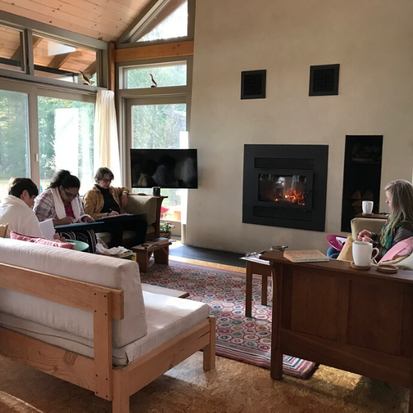 Writing Retreats - Women Novelists