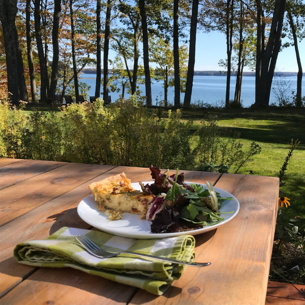 Writing Retreats - Maine Coast