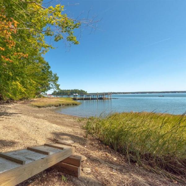 Writing Retreats - Private Beach
